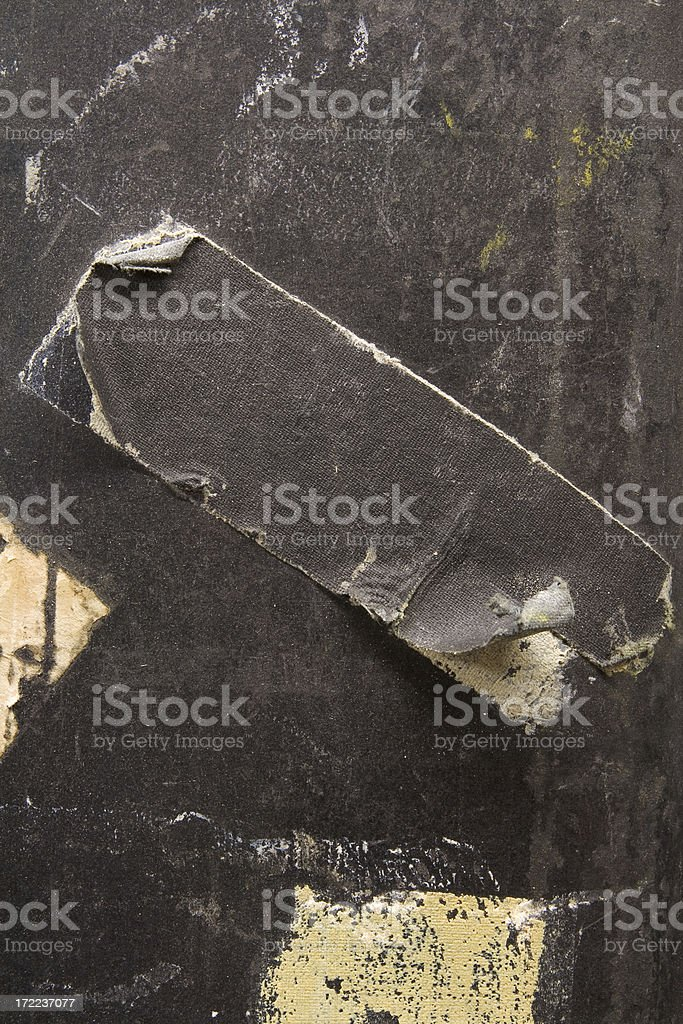 Grunge Tape stock photo