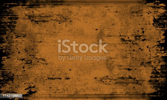 Grunge Texture Background cracks wood poster board  - Sepia Toned. Weathered, aged board poster billboard backdrop.