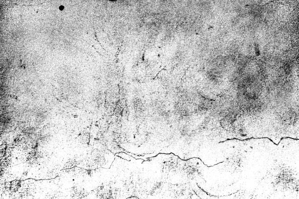 Grunge Textur Schmutz Overlay oder Bildschirmeffekt – Foto