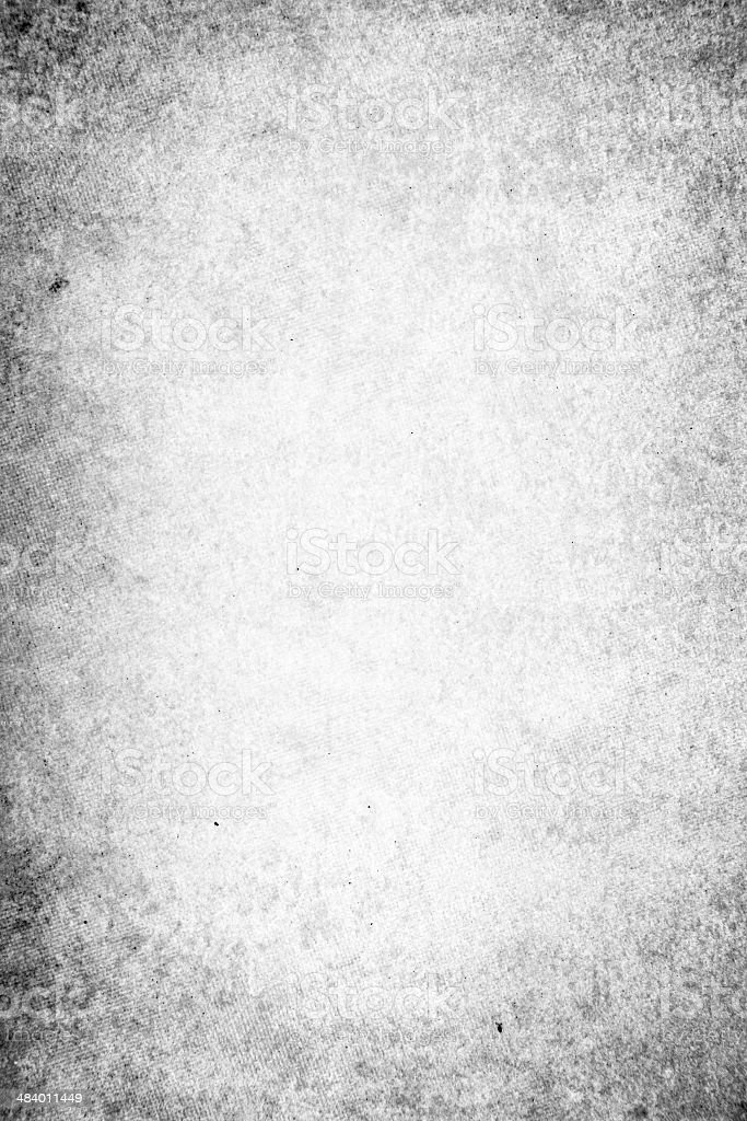 Grunge Texture - Dirt, Scratches on Canvas royalty-free stock photo