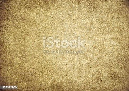 istock Grunge texture. Nice high resolution vintage background. 922372970