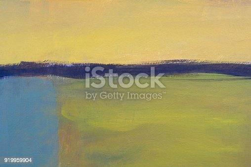 istock Grunge texture painted art canvas background 919959904