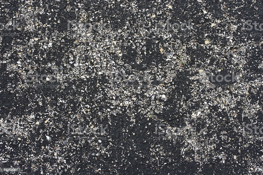 Grunge Texture Road Close-Up royalty free stockfoto
