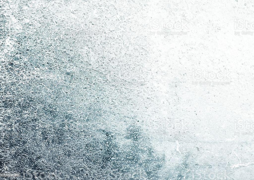 Grunge textured blue background stock photo