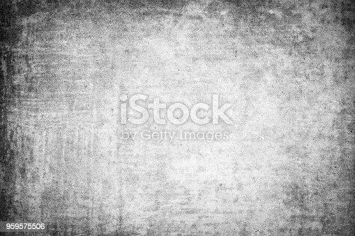 istock Grunge textured wall. High resolution vintage background. 959575506
