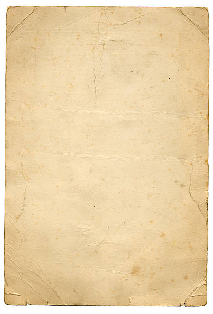 Grunge vintage Papier – Foto