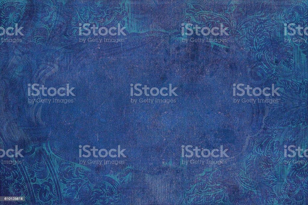 Grunge Vintage Texture Background, Bohemian Vintage Retro Style stock photo