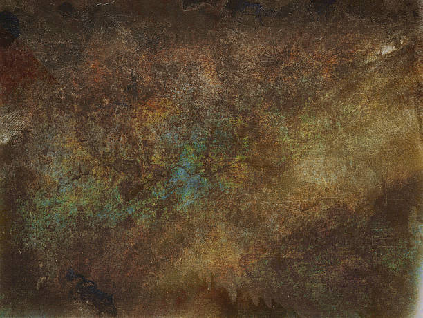 grunge wall background., - rusty stock photos and pictures