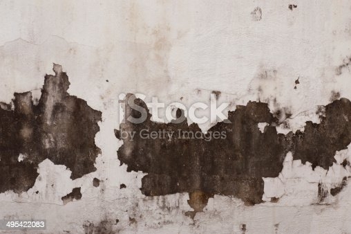 700531402 istock photo Grunge wall of the old house. Textured background 495422083