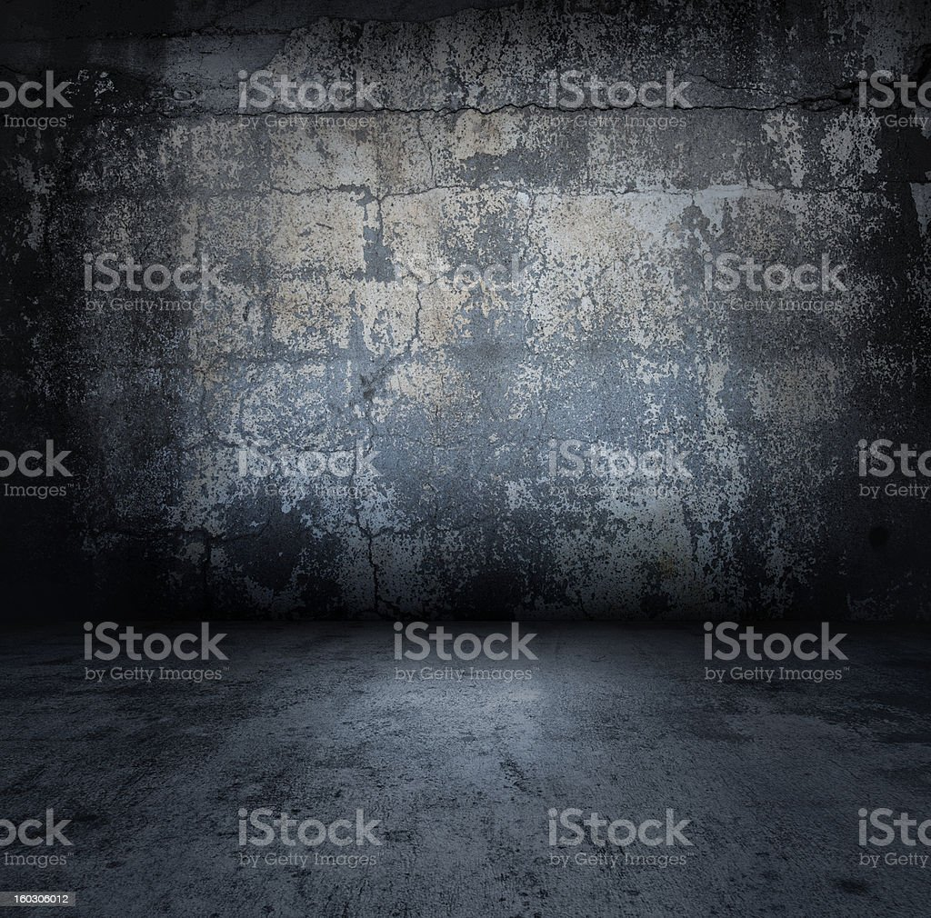 XXXL Grunge wall stock photo
