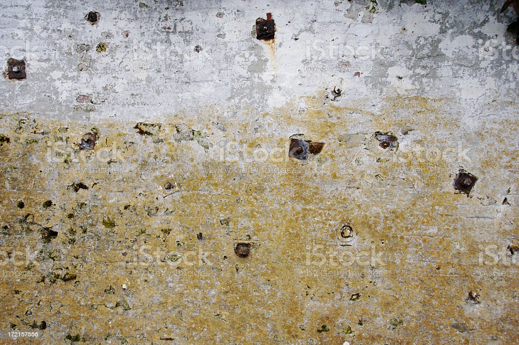 Grunge Wall royalty-free stock photo