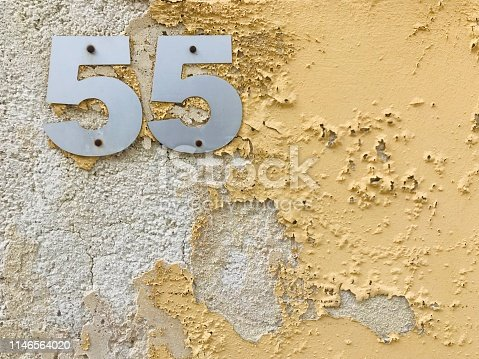 istock Grunge wall texture number 55 1146564020