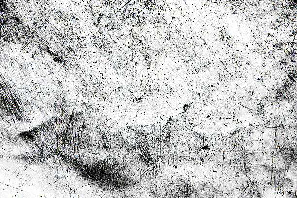 grunge white and black wall background. - bildskadeeffekt bildbanksfoton och bilder