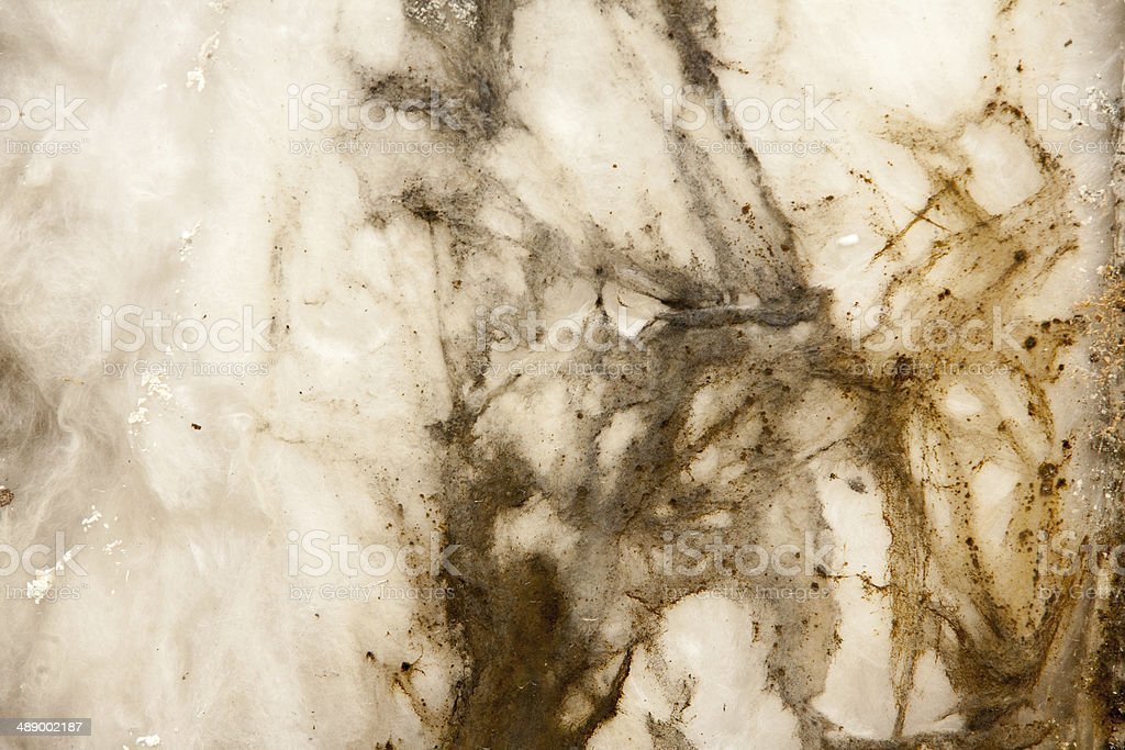 Grunge White and Brown Background Texture stock photo