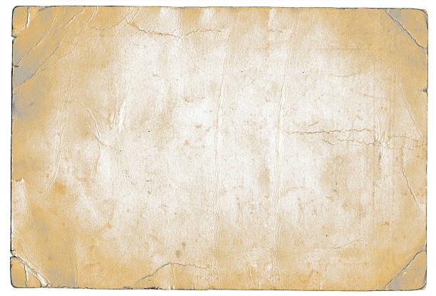 Grunge weiße Papier – Foto