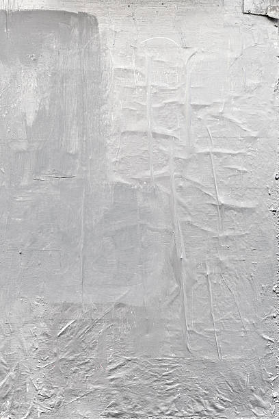 grunge white paper textured background - poster stock pictures, royalty-free photos & images