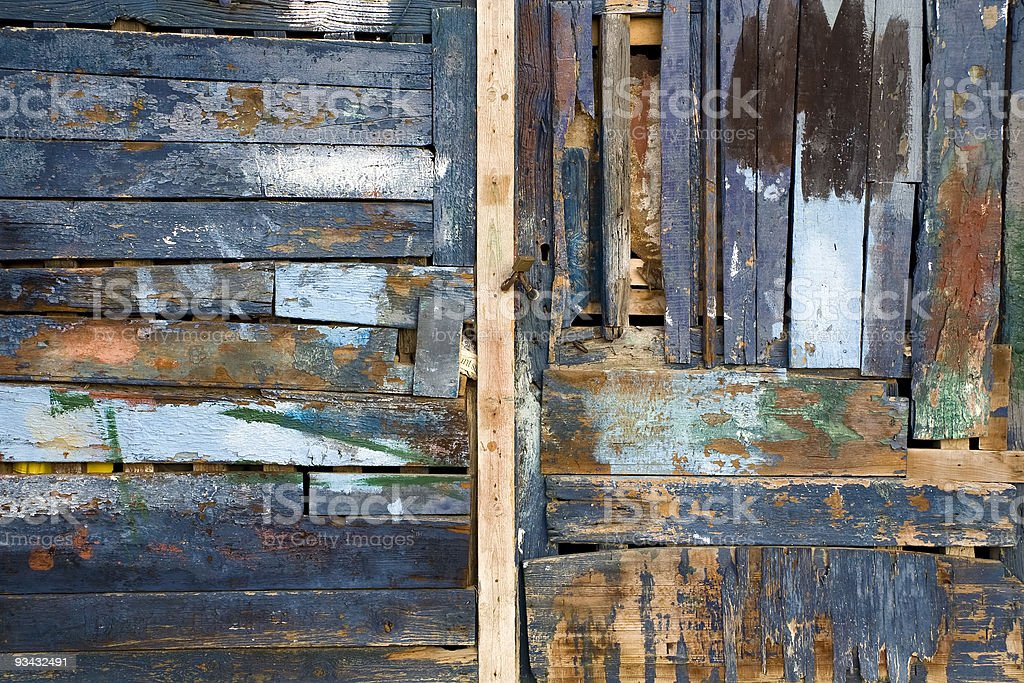 Grunge wood background royalty-free stock photo