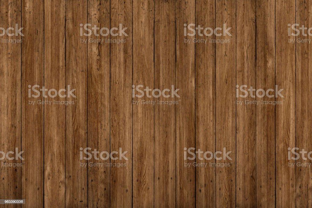 panele z drewna grunge - Zbiór zdjęć royalty-free (Tło)