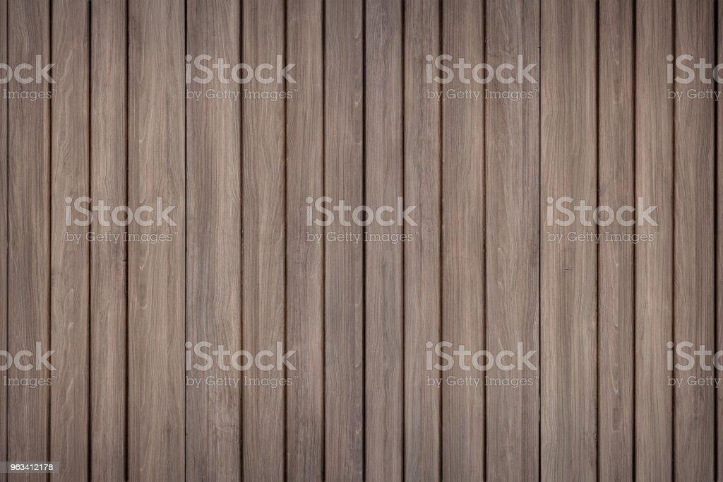 panele z drewna grunge - Zbiór zdjęć royalty-free (Bez ludzi)