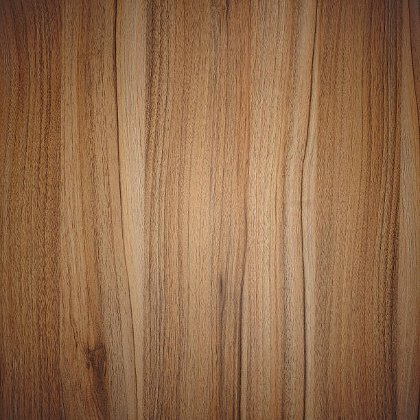 grunge holz textur hintergrund - nussbaumholz stock-fotos und bilder