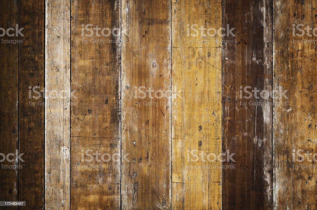 Grunge Wooden Background royalty-free stock photo
