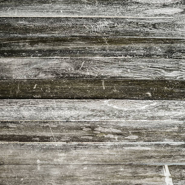 Grunge wooden plank abstract background texture stock photo