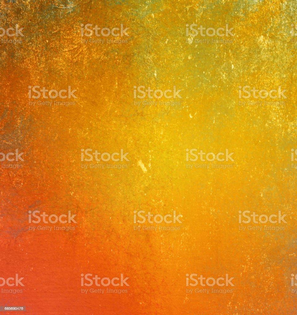 Grunge yellow background royalty-free stock photo