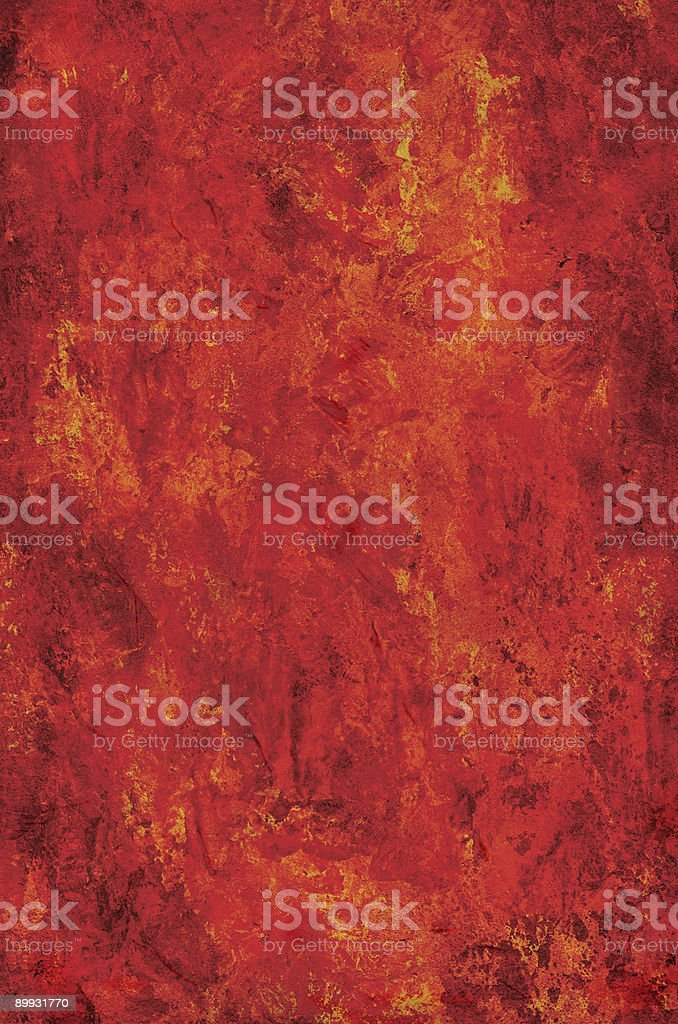 Grungy Abstract Painting Background royalty-free stock photo