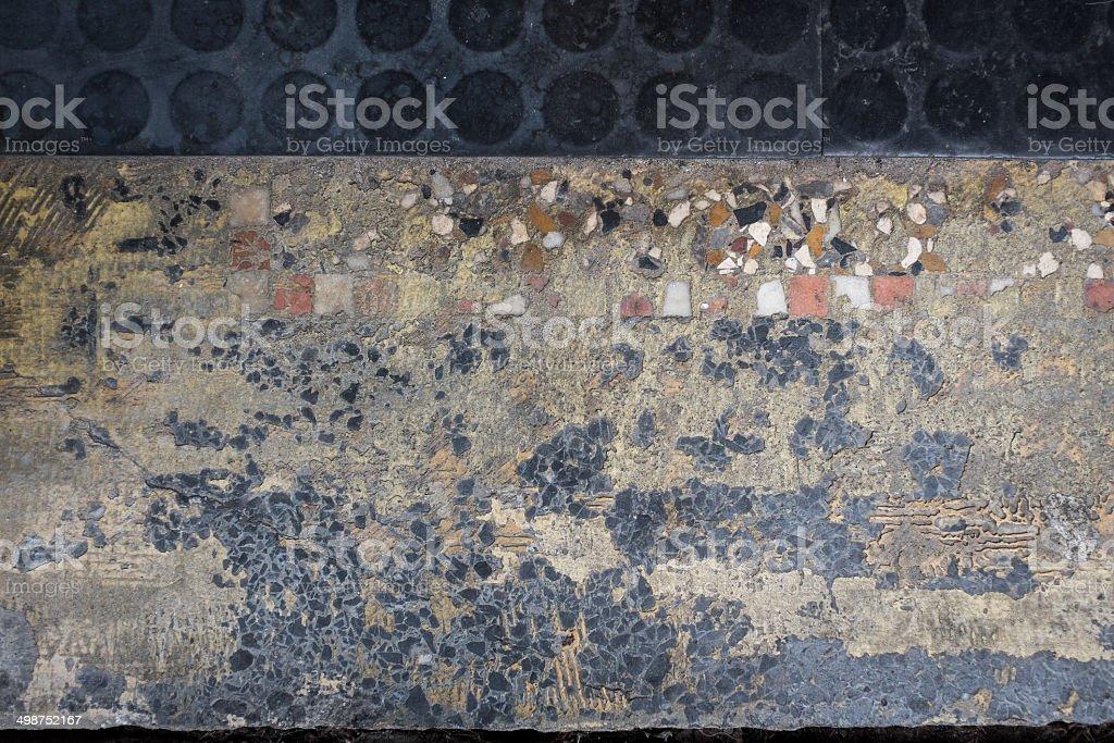 Grungy Brick Wall Background royalty-free stock photo