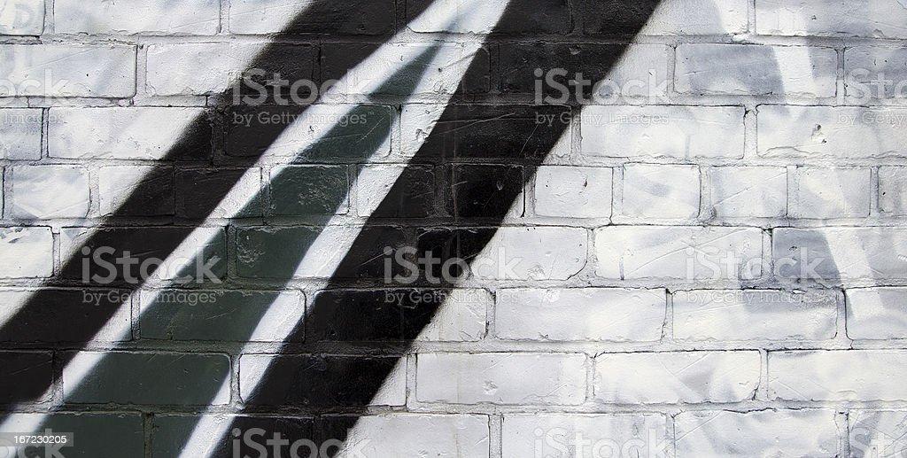 grungy bricks royalty-free stock photo