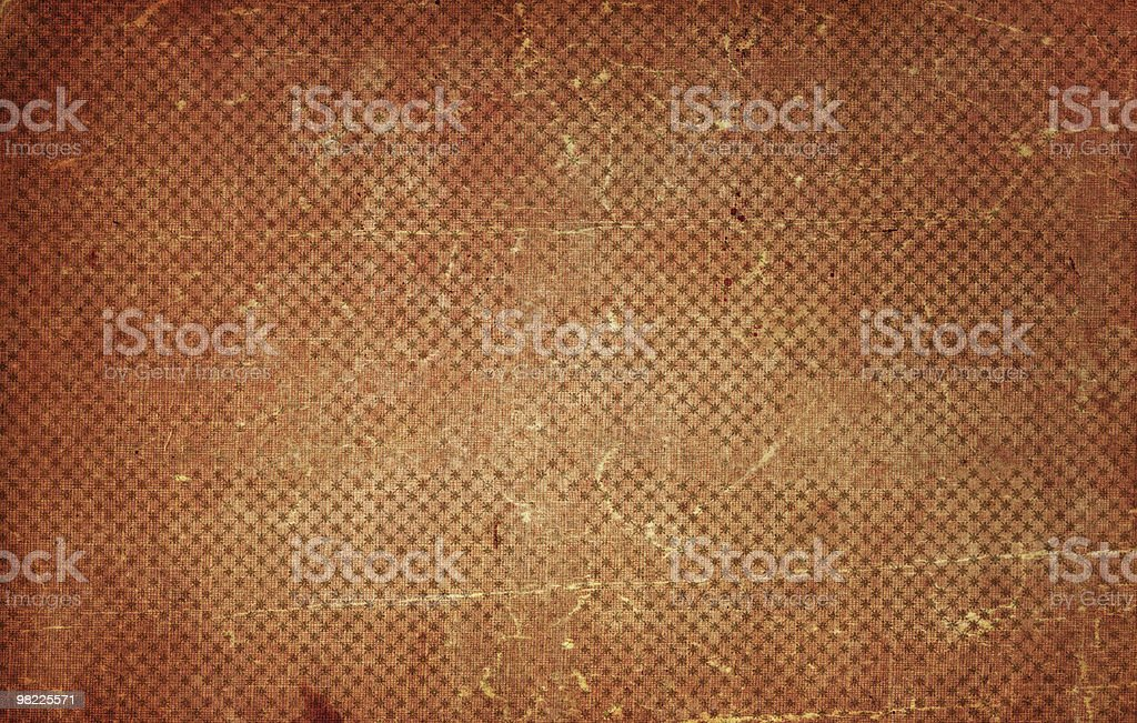 Grungy Brown Starry Wallpaper XXL royalty-free stock photo
