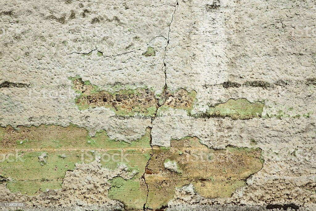 Grungy concrete wall texture. royalty-free stock photo