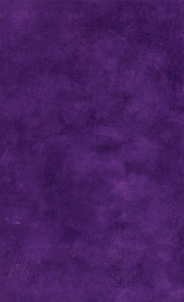 grungy  dark violet velvet bookcover xl - velvet stock pictures, royalty-free photos & images