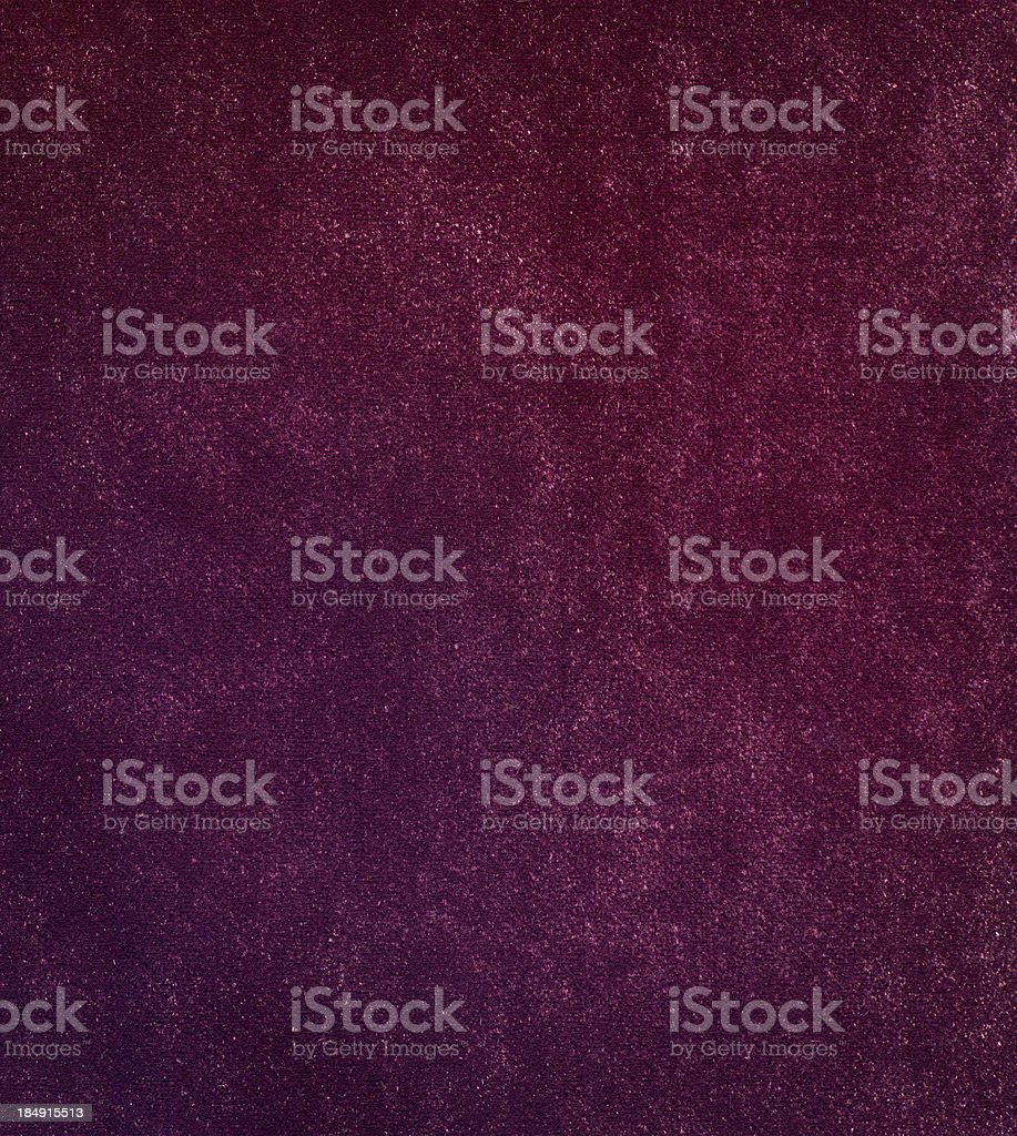 Grungy Dark Violet Velvet stock photo