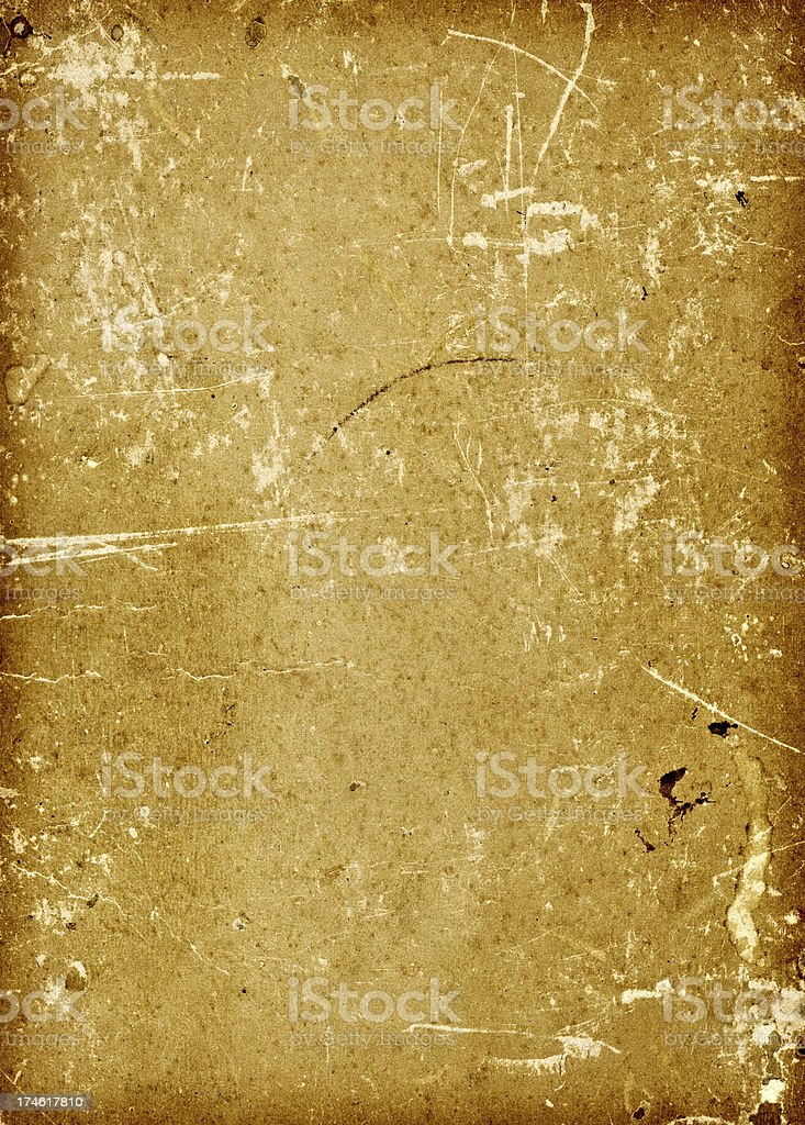 grungy drama old paper royalty-free stock photo