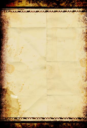 grungy pattern on vintage scratchy paper