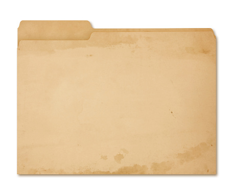 Grungy Folder