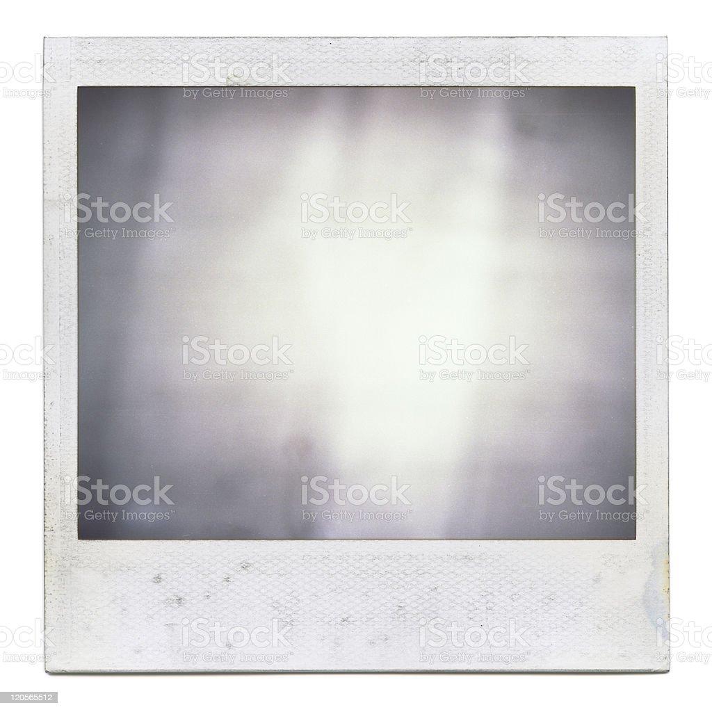 Grunge film frame sofort mit abstrakten Füllung – Foto