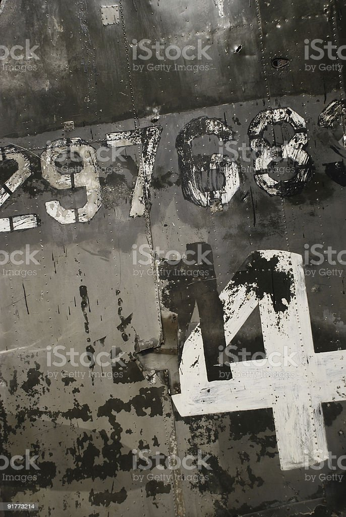 Grungy Military Texture royalty-free stock photo