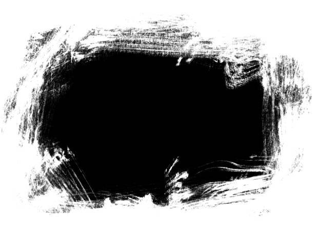 Grungy gemalte Textur-BGrenzhinterstellung – Foto