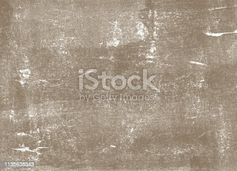 647148346 istock photo Grungy Painted Texture Border Background 1135638343
