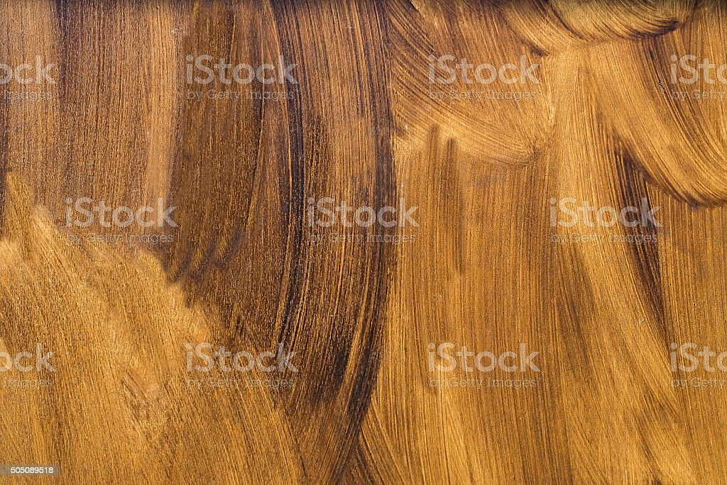 Grungy painted wood texture or background stock photo