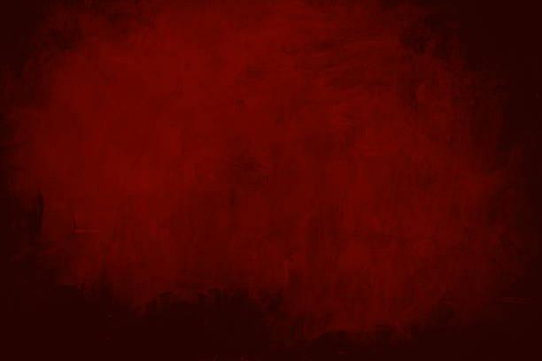 grungy czerwone tło lub tekstura - horror zdjęcia i obrazy z banku zdjęć