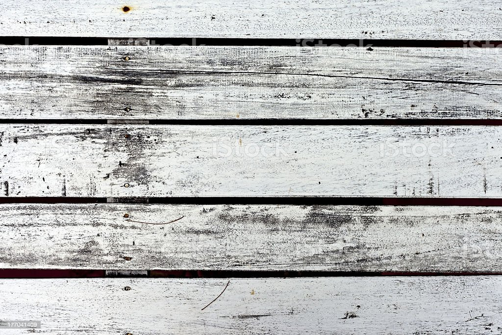 grungy white background of natural wood royalty-free stock photo