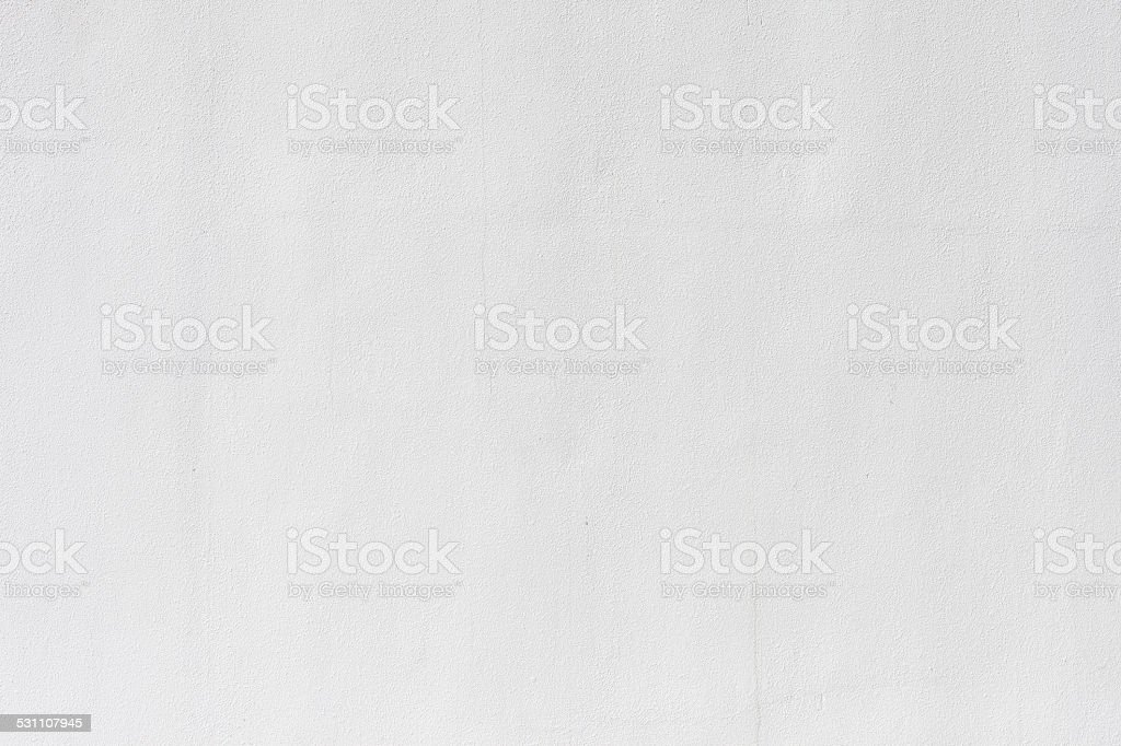 Grungy white concrete wall background stock photo