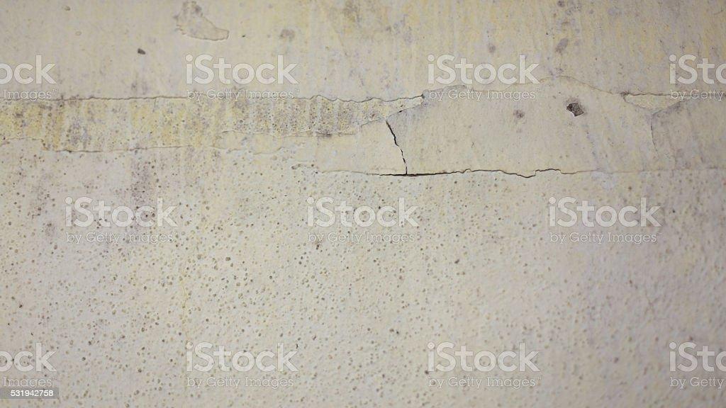Grungy white concrete wall stock photo