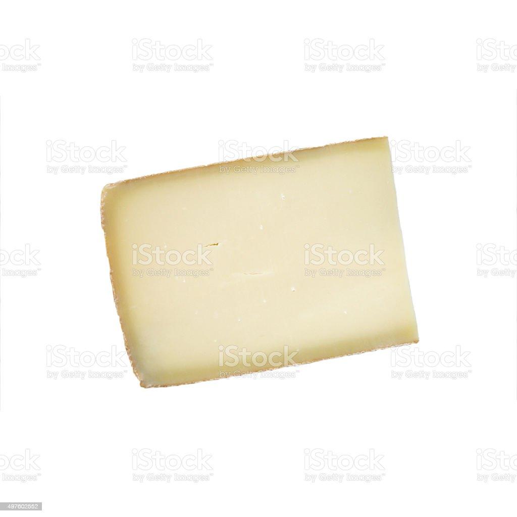 Gruyere Cheese stock photo