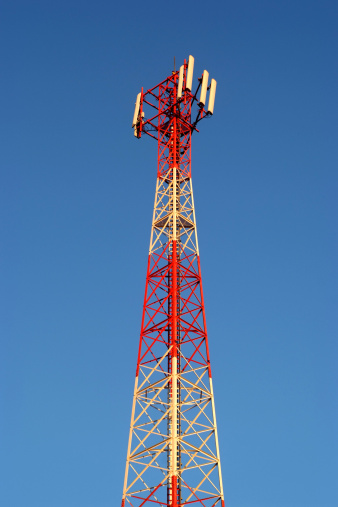 Gsm Transmitter Stock Photo - Download Image Now