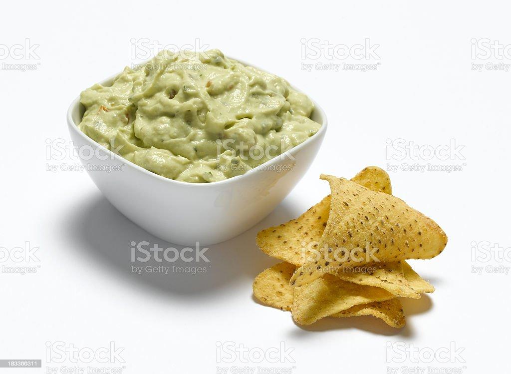 guacamole royalty-free stock photo