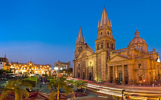 Guadalajara Cathedral Mexico